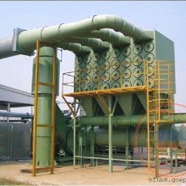 杰士美电子公司电感线圈铁粉滤筒除尘回收 废气洗涤净化设备