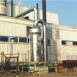 日信工业公司压铸机机械熔炉烟尘废气治理净化设备设计定制