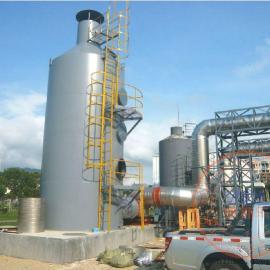 三井金属环境有限公司喷粉烘干烟尘废气治理设备工程设计