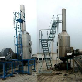 旭日电子集团公司压铸机中央熔炉烟尘脱硫净化设备治理设计