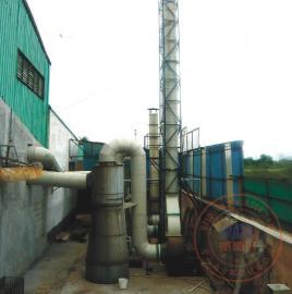 铁王流体阀门铸造公司-酸洗磷化槽酸雾废气净化器设备工程
