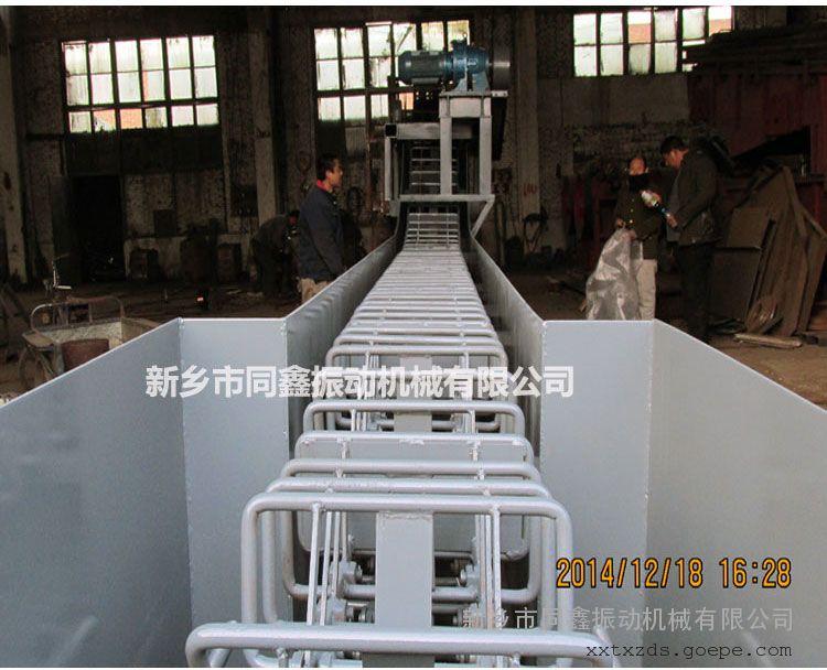 锅炉出渣机 高温冷却锅炉除渣输送设备 锅炉渣冷却输送机