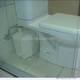 进口家用 地下室厨房专用污水提升泵 别墅卫生间提升设备