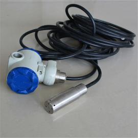 精小型压力变送器 上海厂家直供投入式变送器FL-BP500