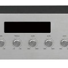 MP3合并定压广播功放机 广州校园广播系统厂家