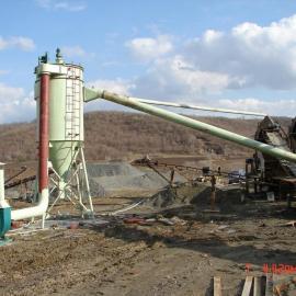制砂厂除尘器,采砂厂除尘器,输送机除尘器