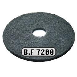 台湾蝴蝶牌BF百洁垫,石材清洁垫,17寸,黑色7200起蜡垫