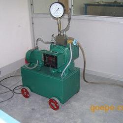 2D-SY电动试压泵,试压泵生产厂家,销售电动试压泵
