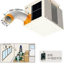日本SUIDEN瑞电壁挂式冷风机SS-22cg-8a
