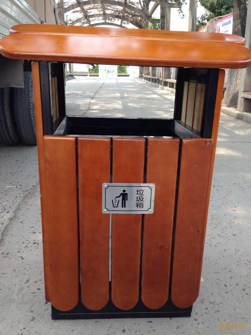 陕西西安市环卫街道钢板垃圾箱塑料垃圾桶小区垃圾桶
