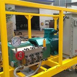 大流量电动试压泵,江苏手动试压泵, 电动试压泵型号