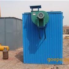 厂用96袋脉冲单机清灰器 工业单机集尘器