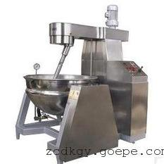 厂家直销行星搅拌锅 导热油炒锅 电导热油加热自动搅拌夹层锅