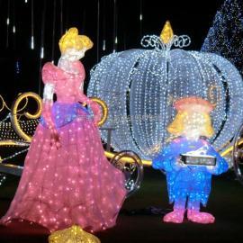 LED造型灯图案灯 LED卡通人物动物造型灯 主题公园灯饰