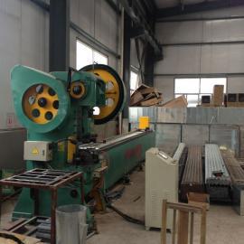 潍坊宏凯HK-6000通风管道数控角钢法兰生产线