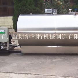 不锈钢直冷式储奶罐,制冷冷却罐,牛奶储罐,牛奶运输罐
