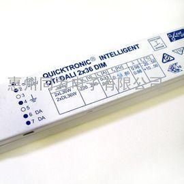 欧司朗 QTP DL 2x18-24 插拔管专业型荧光灯电子镇流器