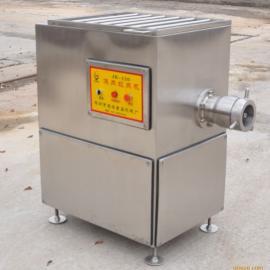 水饺香肠肉丸加工绞肉机,冻肉绞碎机