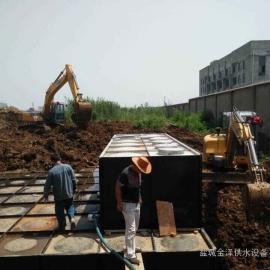 图集HHDXBF-200-72-100地埋式箱泵一体化