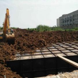 山西晋城图纸HBP-HDXBF地埋式箱泵一体化恒压给水设备