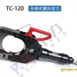 TC-120 分体式液压切刀(德国 kree)