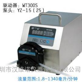 长沙WGS工业蠕动泵