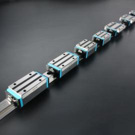矩形短滑块 LGS15DA HTPM滚珠导轨