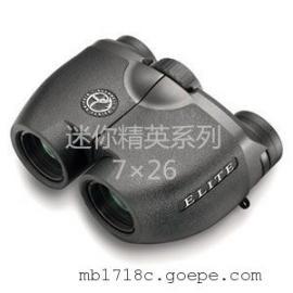 高清迷你望远镜7X26博士能精英系列620726麦邦售价