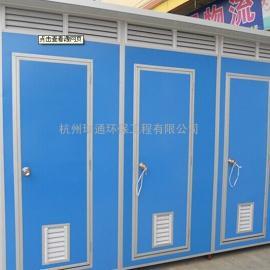 江北移动厕所出租移动厕所租赁