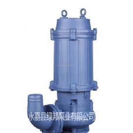 JYWQ50-12-15-1200-1.5自动搅匀潜水排污泵