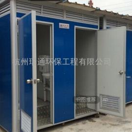 西湖移动厕所生产出租厂家