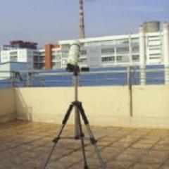 林格曼黑度计数码测烟望远镜