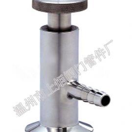 卫生级不锈钢取样阀 不锈钢水嘴接  不锈钢卫生级采样器价格