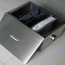 厨房餐饮专用油水分离器节能环保304不锈钢无动力油水分离器