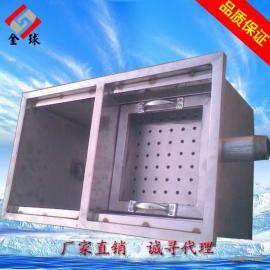 餐饮业厨房地埋式隔油池/油水分离器不锈钢正品保障厂家直销