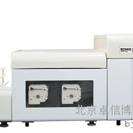 四灯位双道原子荧光分析仪