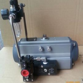 CT6防爆电磁阀,配套执行器应用