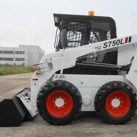 S750L 滑移装载机 德国LIN'ON品牌