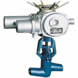 耐高温电动截止阀J961YP54-100V-80型厂家价格