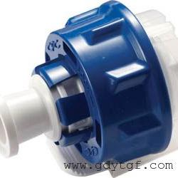 CPC塑料接头 AseptiQuikC AQC44012
