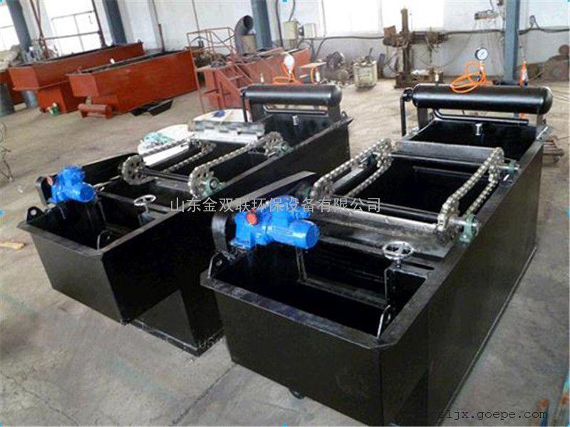 溶气气浮机的应用 平流式溶气气浮机价格