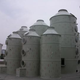 除臭设备厂家销售各种型号PP酸雾喷淋塔 废气洗涤塔 净化塔