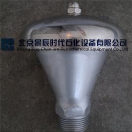 外罗纹白口铁透气帽北京大厂家 FZT型外丝口防爆阻火放风罩