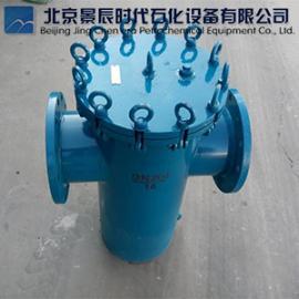SRB/SN型厂家直销 优质快开蓝式过滤器 管道快开过滤器
