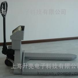 上海液压叉车电子秤厂家