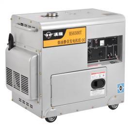 5kw静音柴油发电机多少钱