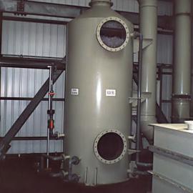 除臭液脱臭法-湿式中和脱臭设备