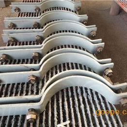 厂家直销A5-1-150基准型双螺栓管夹 A5基准型双螺栓