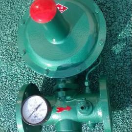 山东东营天然气调压器 煤气减压阀 燃气调压箱调压柜