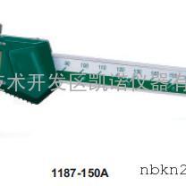 英示INSIZE数显扁头外凹槽卡尺1187-150A